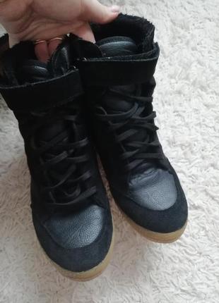 Сникерсы-кроссовки. top shop р р 39-403
