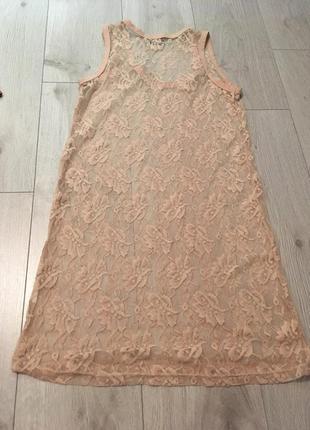 Пляжное платье2