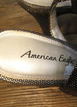 Босоножки american eagle, 39 (25 cм), оч хор сост!2