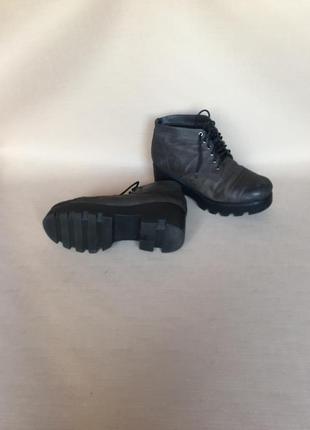 Ботинки женские2