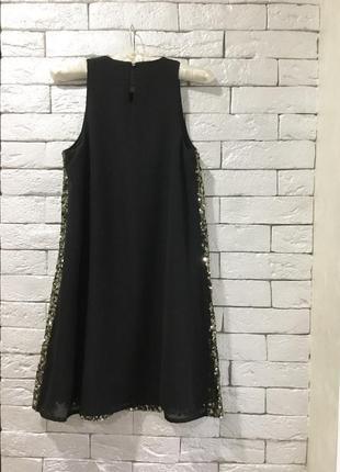 Нарядное, вечернее платье в пайетки pimkie p.s2