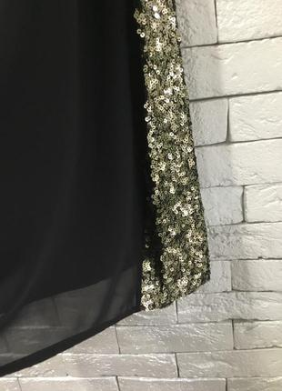 Нарядное, вечернее платье в пайетки pimkie p.s3