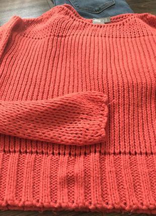 Крутой укорочённый свитер от asos3