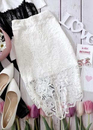 Кружевная юбка2