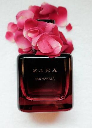 Парфуми red vanilla від zara 100ml2 фото