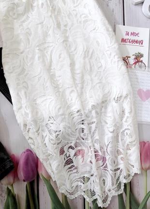 Кружевная юбка3