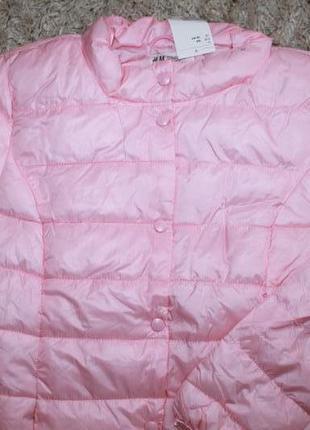 Нова куртка демі h&m3