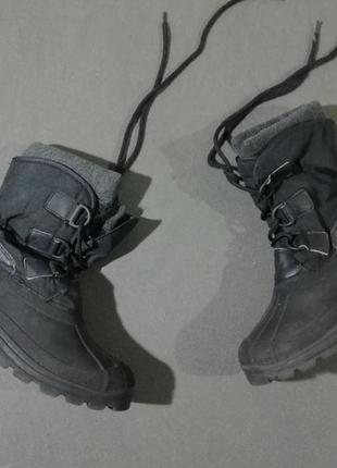Термо-ботинки снегоходы crane1