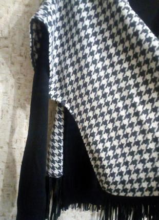 Оригинальный жилет из смесовой шерсти2