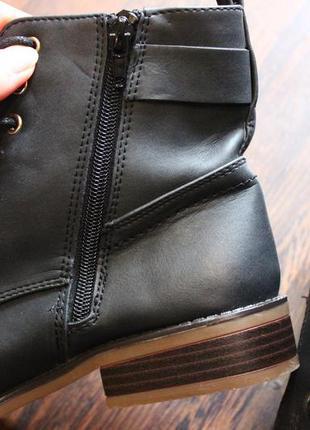 Осенние ботинки  плюс ботильоны в подарок5