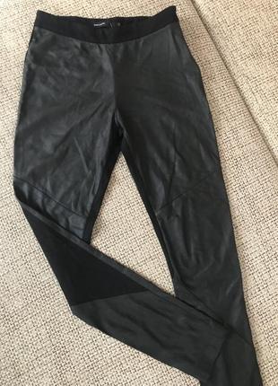 Комбинированные штаны/лосины/леггинсы karen millen1