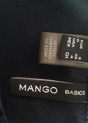 Красивый и практичный сарафан на пуговицах mango3