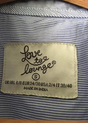 Рубашка от love to lounge3