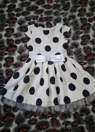Платье на девочку 2,5-3 годика