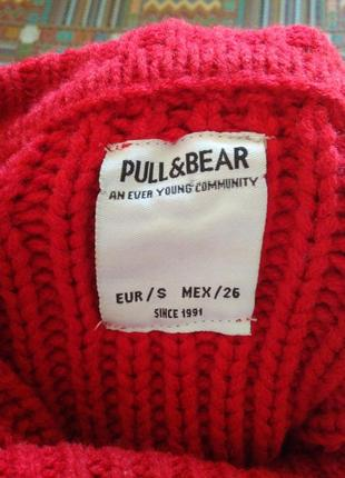 Свитер pull & bear2