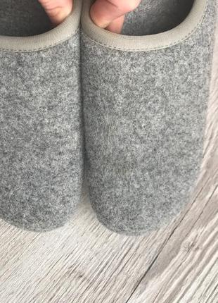 Теплые шерстяные тапочки бренд camper оригинал camper4