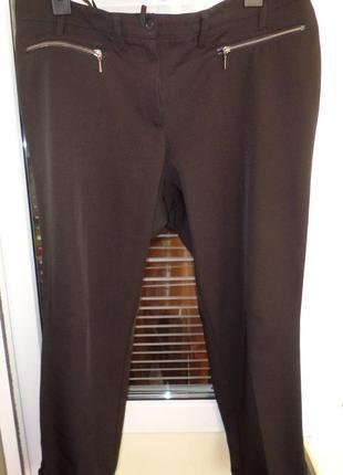 Укороченные брюки 54 разм. bon prix2
