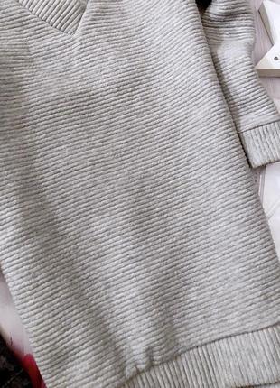 Плотное платье- туника3