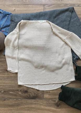 Красивый свитерок под джинсы1