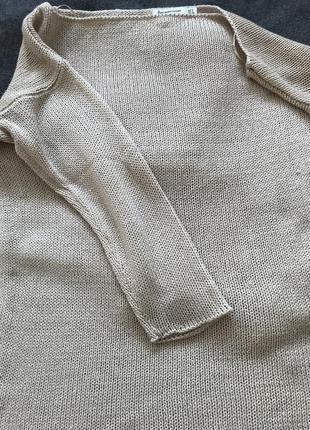 Красивый свитерок под джинсы3