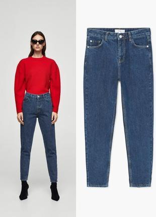 Джинсы mango mom fit 38.м,джинсы mango mom 38 размер1
