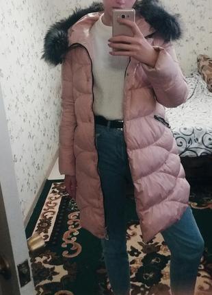 Зимняя куртка женская1