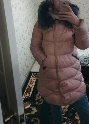 Зимняя куртка женская2