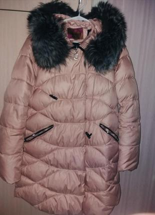 Зимняя куртка женская3