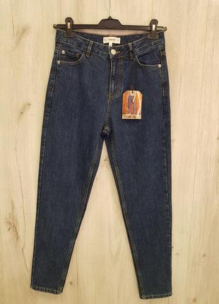 Джинсы mango mom fit 38.м,джинсы mango mom 38 размер2