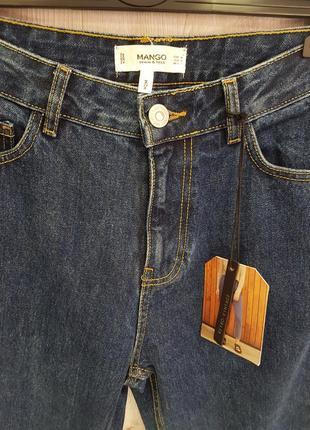 Джинсы mango mom fit 38.м,джинсы mango mom 38 размер4