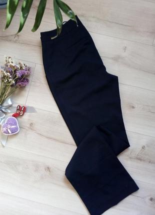 Классические прямые брюки4