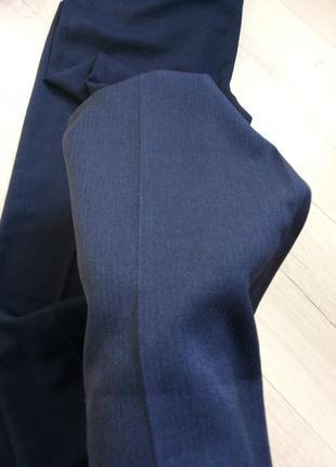 Классические прямые брюки5