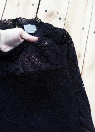 Роскошная кружевная кофточка, блуза2