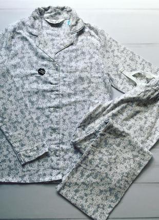 Женская пижама фланелевая xl primark, англия.1