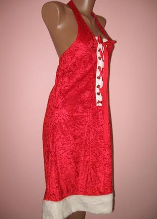 """Готовимся к праздникам!!! тематическое новогоднее платьеце """"санта"""" от dress fantastic2"""