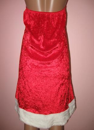"""Готовимся к праздникам!!! тематическое новогоднее платьеце """"санта"""" от dress fantastic3"""