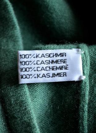 Кашемировый джемпер свитер p.xxl-xxxl 100% кашемир  donna lane company4