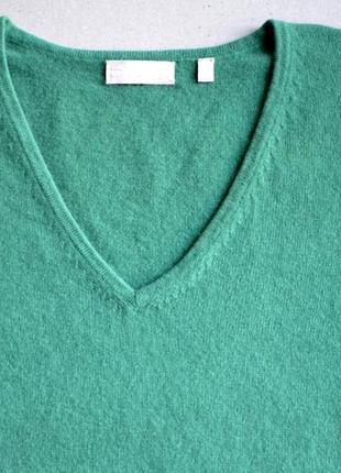 Кашемировый джемпер свитер p.xxl-xxxl 100% кашемир  donna lane company2