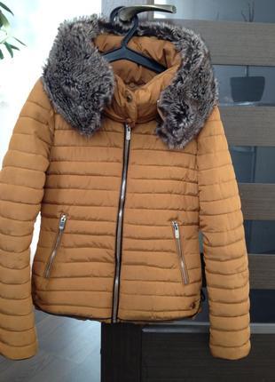 Куртка pull & bear1
