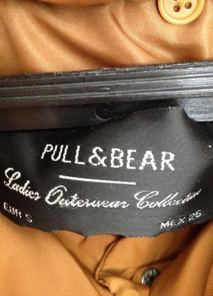 Куртка pull & bear3