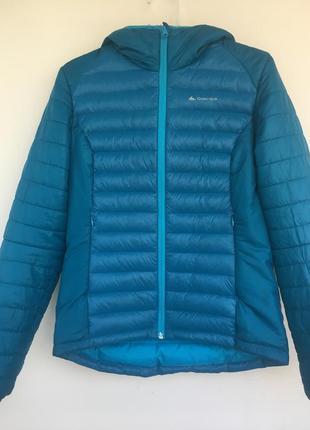 Ультра тонкий куртка -пуховик quechua2