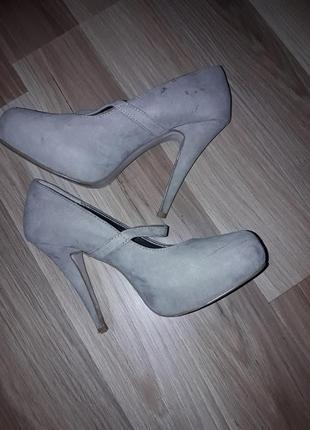 Туфлі 38розмір