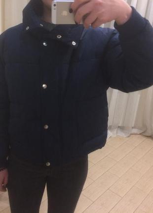 Пуховая куртка noisy may1