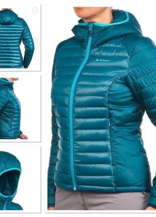 Ультра тонкий куртка -пуховик quechua4