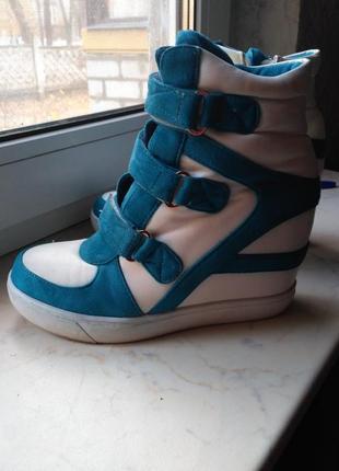Ботинки сникерсы кроссовки от broni1