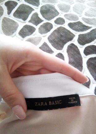 Комбинировая блуза zara4