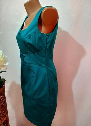 Яркое, нарядное платье3