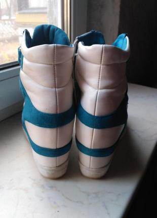 Ботинки сникерсы кроссовки от broni5