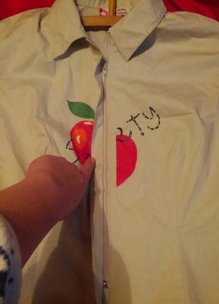 Новая хлопковая рубашка2