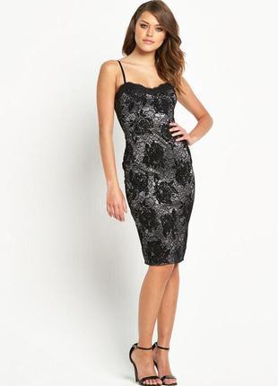 Шикарное платье lipsy london1